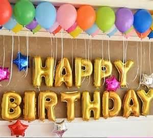 gold happy birthday foil balloons jumbo
