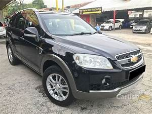 Chevrolet Captiva 2010 2 4 In Selangor Automatic Suv Black