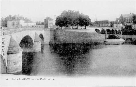 bureau de poste montereau fault yonne cartes postales anciennes de montereau fault yonne 77130