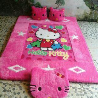karpet karakter printing hello khay karpet