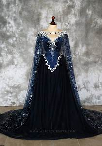 night godess elven corset dress gothic witch wedding With witch wedding dress