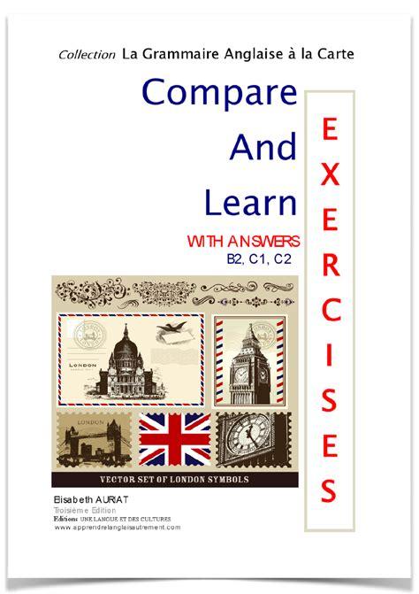 des exercices corrig 233 s b2 c1 c2 grammaire anglaise