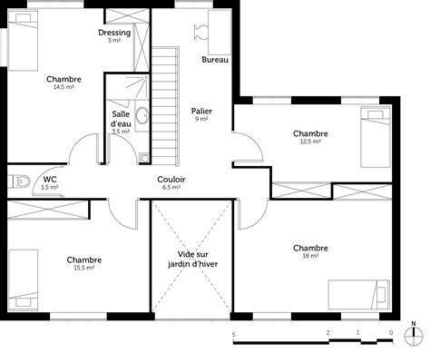 plan maison 5 chambres gratuit plan d 39 une maison en 3d avec 5 chambre maison moderne
