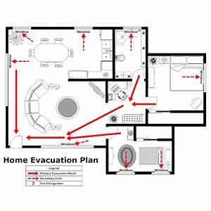 Evacuation plan template work order process flowchart for Fire evacuation plan template nsw