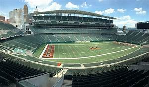 Ohio Football Stadium Seating Chart Paul Brown Stadium Wikipedia