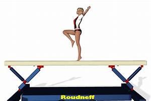 Poutre De Gym Decathlon : eps sport figurines 3d equilibre sur la poutre demi ~ Melissatoandfro.com Idées de Décoration