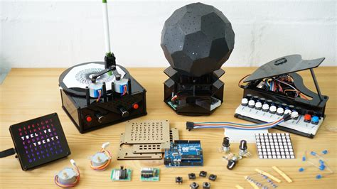 thinkcrate diy electronics project kits  geeks