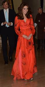 Pictures of Kate Middleton's Dresses on Royal Tour of ...