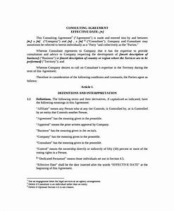 sample business development agreement template 6 free With international trade contract template