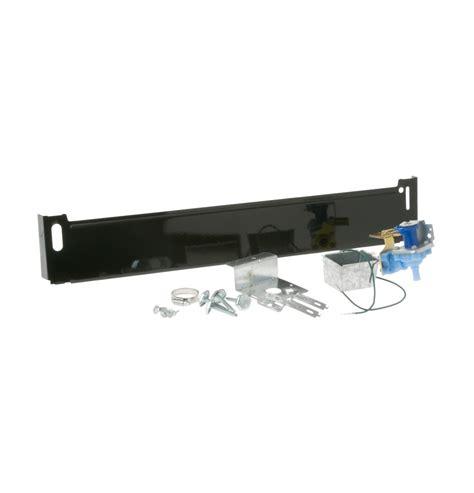general electric wdm conversion kit  converting  portable dishwasher    counter