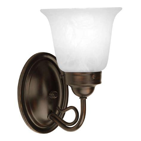 Antique Bathroom Vanity Lights by Progress Lighting Bedford 1 Light Bath Vanity Light In