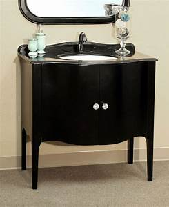 366 inch single sink apron front vanity by bellaterra for 6 inch apron front sink