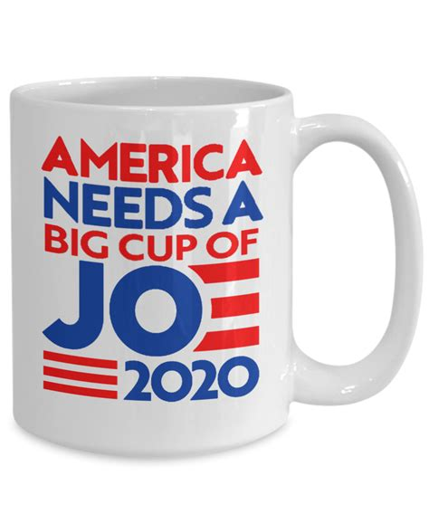 Joe mug coffee offers specially selected coffee beans from around the world, which are only roasted after you order to ensure the freshest flavorful coffee is delivered to your door. Joe Biden Big Cup Of Joe Election 2020 Coffee Mug | eBay