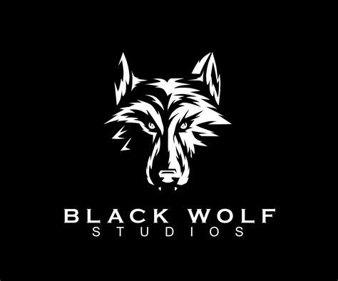 Professional, Bold, Record Company Logo Design For Black