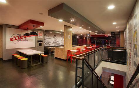 kfc restaurant concept  cbte architecture turkey