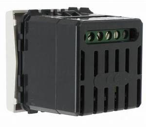 Variateur De Lumiere Legrand : variateur de lumi re 2 modules blanc 0 10v legrand 72 30 ~ Dailycaller-alerts.com Idées de Décoration