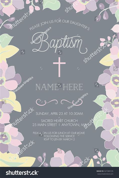 Baptism Christening First Holy Communion Confirmation