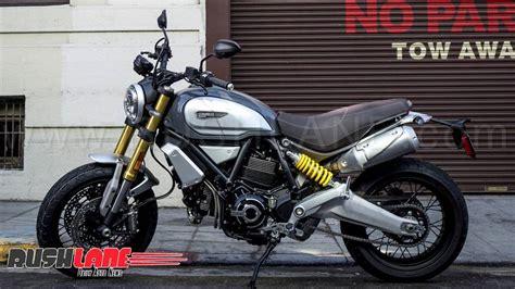 2018 Ducati Scrambler 1100 Launched In India