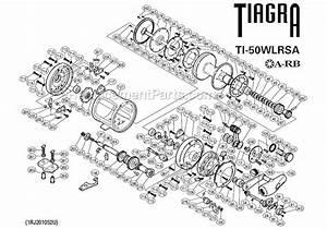 Shimano Tiagra Lever Drag Reel