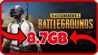 8 7gb how to playerunknowns battlegrounds on pc