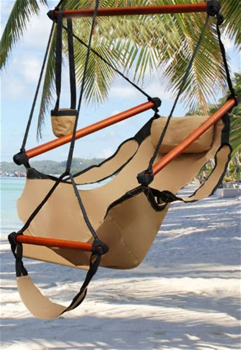 choice products hammock hanging chair air deluxe