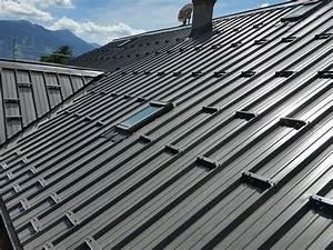 Bac Acier Anti Condensation : couverture m tallique savoie rh ne alpes ~ Dailycaller-alerts.com Idées de Décoration