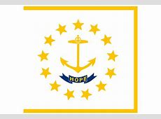 Rhode Island Flag halfwheel