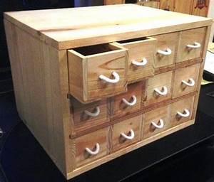 Tiroir De Rangement Bois : d tails sur caisse a vin a tiroirs 12 bouteilles 12 ~ Melissatoandfro.com Idées de Décoration