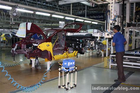 hyundai india chennai factory dashboard fitment