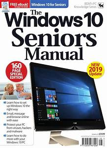 The Windows 10 Seniors Manual Vol 25