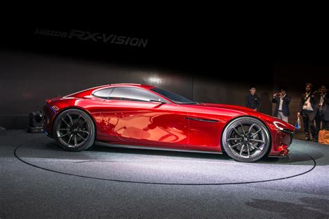 meet the rx vision mazda s gorgeous rotary engined sportscar top gear