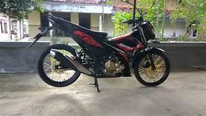 All New Satria F150 Velg Jari Jari