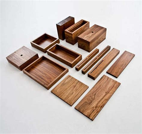 Accessoires Holz by Minimalist Wooden Kitchenware Onourtable 2013 Box Series