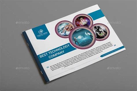 technology brochure templates  eps psd