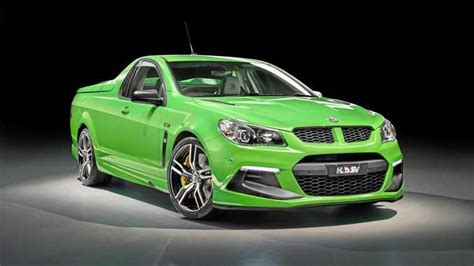 Holden Vehicles by Holden Special Vehicles Maloo 30th Anniversary Edition