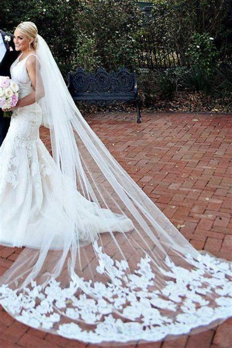 mermaid wedding gowns   neck lace bride