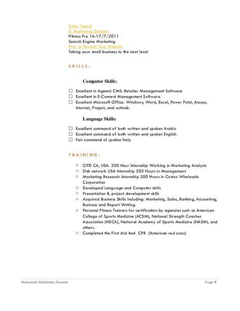 24 hour fitness resume mandy resume for mohamed abdelnaby