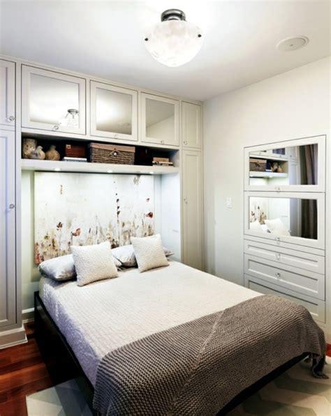 schlafzimmer klein idee kleines schlafzimmer einrichten 30 ideen