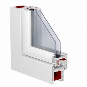 Fenetre et porte fenetre pvc gamme 75 mm voletshop for Joint porte fenetre pvc