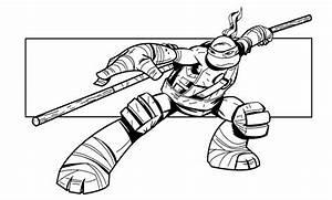 Coloring Pages Teenage Mutant Ninja Turtles Az Coloring