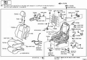 2008 Toyota Tacoma Shield  Front Seat Cushion  Right  Gray