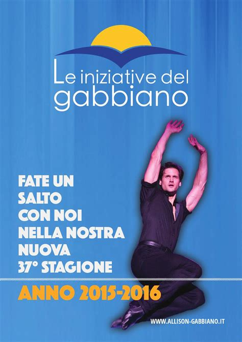 Allison Gabbiano by Allison Travel Le Iniziative Gabbiano Stagione