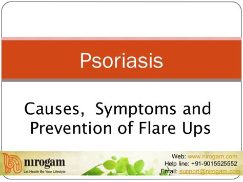 What Cause Psoriasis To Flare Up