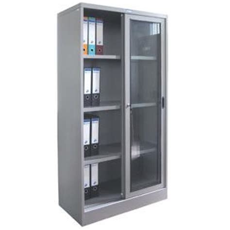 height steel cabinet glass sliding door gaviton