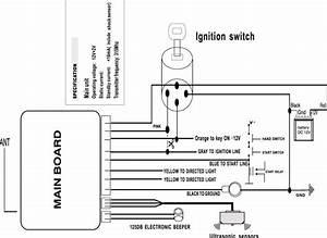 Motorcycle Alarm System Microwave Ultrasonic Sensor Output