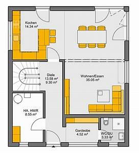 Haus Grundriss Ideen Einfamilienhaus : best 67 satteldach 9x12 images on pinterest satteldach ~ Lizthompson.info Haus und Dekorationen