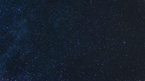 Stars Rotating North Pole Star Stock Footage Video 100