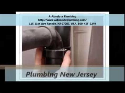 absolute plumbing nj a absolute plumbing heating repair nj drain cleaning nj