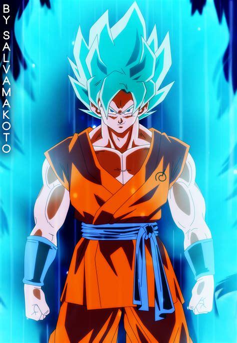 SSGSS Goku Art - ID: 88742 - Art Abyss
