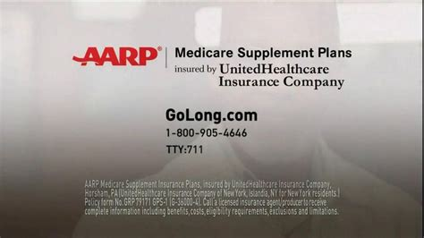 aarp healthcare options tv commercial  medicare